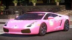 Lamborghini Gallardo GS PJ4 for GTA 4