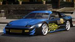 Nissan 240SX R-Tuned PJ5 for GTA 4