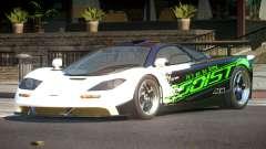McLaren F1 BS PJ2 for GTA 4