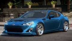 Subaru BRZ E-Style for GTA 4