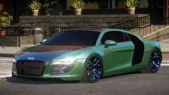 2011 Audi R8 for GTA 4