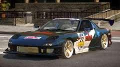 Mazda RX7 GST PJ4 for GTA 4