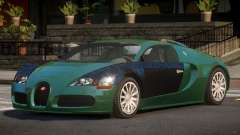 Bugatti Veyron MS for GTA 4