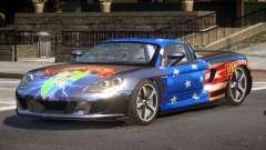 2005 Porsche Carrera GT PJ6 for GTA 4