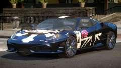 Ferrari F430 BS PJ7 for GTA 4