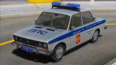 Vaz 2106 PPP Police for GTA San Andreas