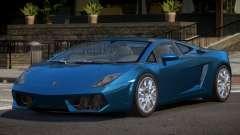 Lamborghini Gallardo LP560 TR for GTA 4
