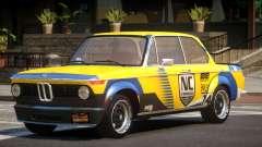 BMW 2002 R-Tuned PJ1 for GTA 4