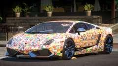 Lamborghini Gallardo GST PJ5 for GTA 4