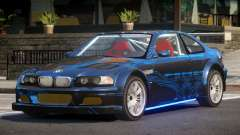 BMW M3 E46 GTR PJ1 for GTA 4