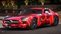 Mercedes Benz SLS GST PJ2 for GTA 4