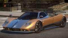 Pagani Zonda TR for GTA 4