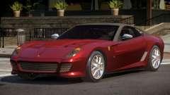 Ferrari 599 GTO V1.2 for GTA 4