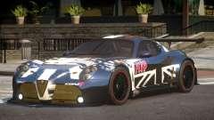 Alfa Romeo 8C G-Style PJ6 for GTA 4