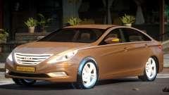 Hyundai Sonata MN for GTA 4