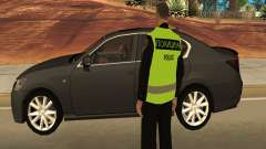 Macedonian Police Officer for GTA San Andreas