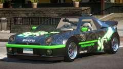 Vapid GB200 PJ9 for GTA 4