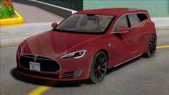 Tesla Model S Wagon