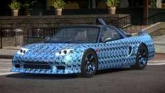 Honda NSX GST PJ2 for GTA 4