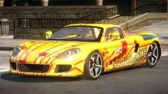 2005 Porsche Carrera GT PJ2 for GTA 4