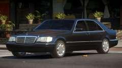 Mercedes Benz S600 LS for GTA 4