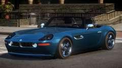 BMW Z8 PSI for GTA 4