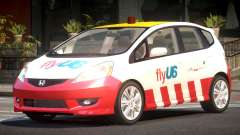 Honda Fit Fly Us for GTA 4