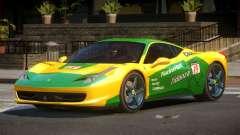 Ferrari 458 PSI PJ6