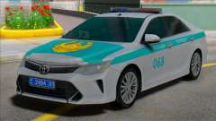 Toyota Camry 2015 Kazakhstan Police