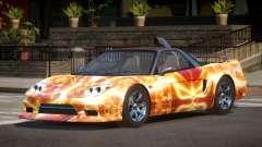 Honda NSX GST PJ4 for GTA 4