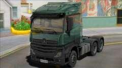 Mercedes-Benz Actros mp4 6 x4