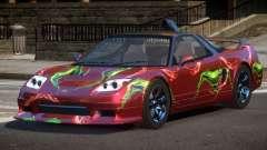Honda NSX GST PJ3 for GTA 4