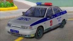 Vaz 2110 Police DPS 2003 for GTA San Andreas