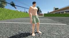 Claudio Serafino Shorts Tekken 7 for GTA San Andreas