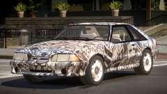 1994 Ford Mustang SVT PJ1 for GTA 4