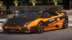 Lambor Reventon GRS PJ1 for GTA 4