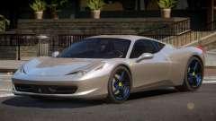 Ferrari 458 PSI for GTA 4