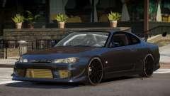 Nissan Silvia S15 S-Tuning for GTA 4