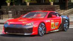 Lexus LFA Nurburgring Edition PJ6