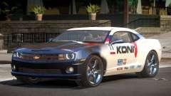 Chevrolet Camaro D-Tuned PJ1 for GTA 4