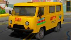 UAZ 452 School Bus for GTA San Andreas