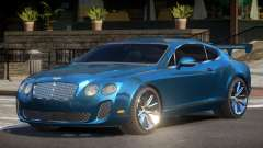 Bentley Continental GST for GTA 4