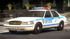 Ford Crown Victoria LS Police