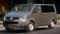 Volkswagen Transporter T5 MS PJ1 for GTA 4