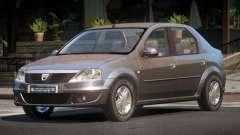 Renault Logan ST for GTA 4