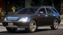 Lexus RX300 V1.2 for GTA 4