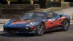 Ferrari F430 BS PJ2 for GTA 4
