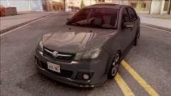Proton Saga FLX v3.0 for GTA San Andreas