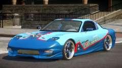 Mazda RX-7 F-Tuning PJ1 for GTA 4