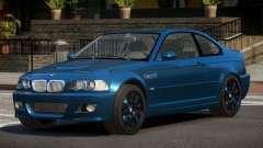 BMW M3 E46 NR for GTA 4